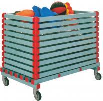 Materiallagerwagen für Kleinmaterial