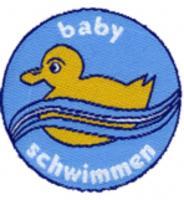 Babyschwimm- Abzeichen