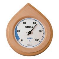 Sauna Hygrometer holzgefasst
