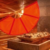 Sauna Aufgussfächer