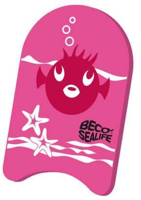 SeaLife-Schwimmbrett pink- VPE 10 Stück