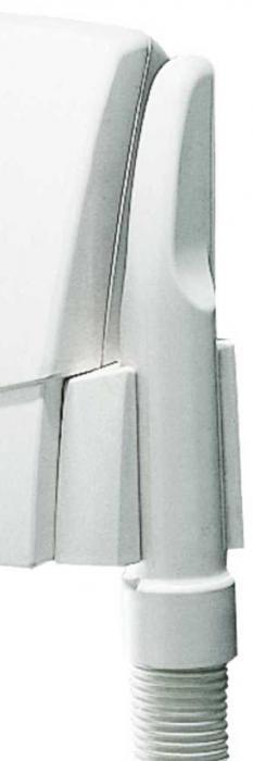 Ersatzschlauch für Wand-Haartrockner TB 80A
