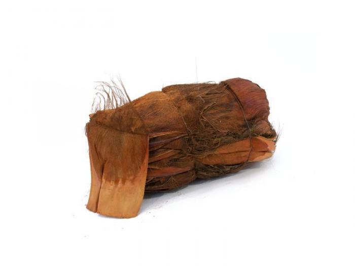 Palmfaser-Material