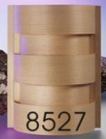 Holzblendschirm länglich