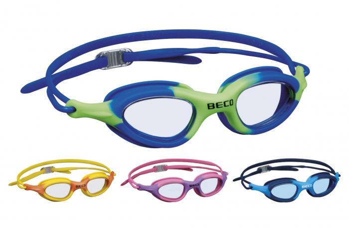 Kinder- und Jugendschwimmbrille Biarritz -VPE 12 Stück