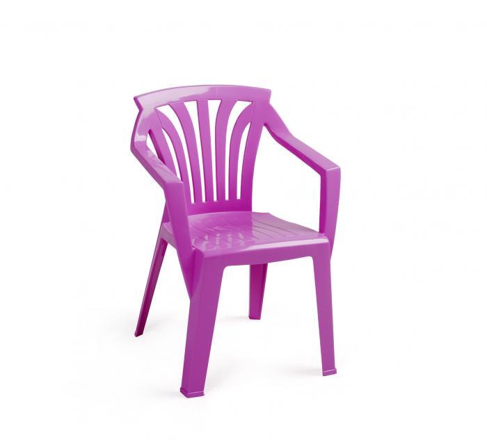 Kinderstuhl Ariel Farbe purpur