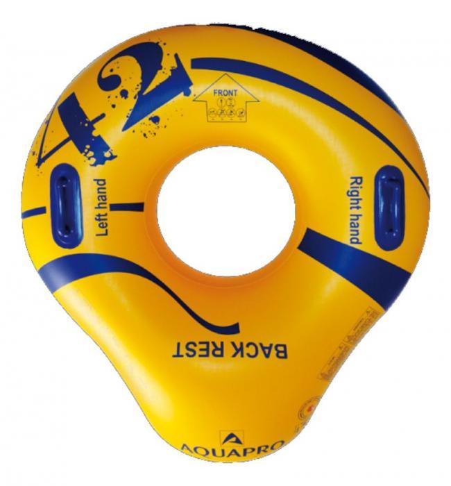 Aquapro B Reifen für 1 Person, Maße: 119 x 109 cm - VPE 6 Stück