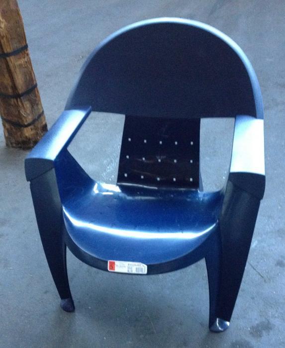 Sessel Bebop Farbe blau/navy