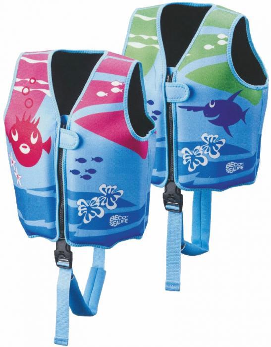 Beco-Sealife Weste für Kinder, Größe M