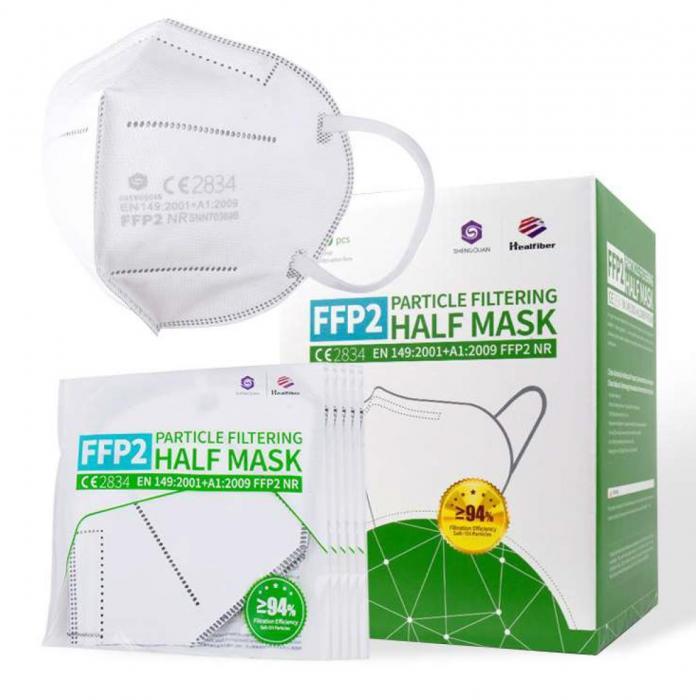 FFP2- Gesichtsmasken 40 Stück
